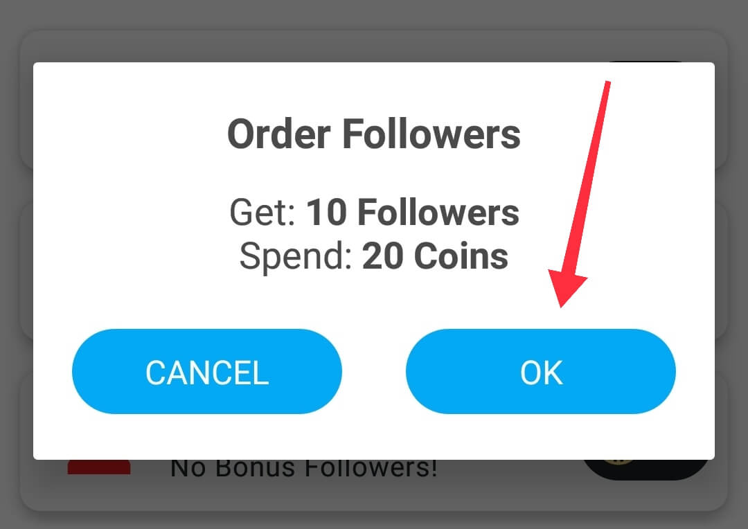 Order Followers