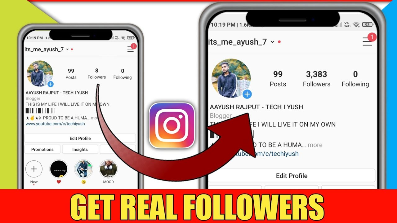 How To Get Real Followers on Instagram With PowerLikes App (Don't Miss)