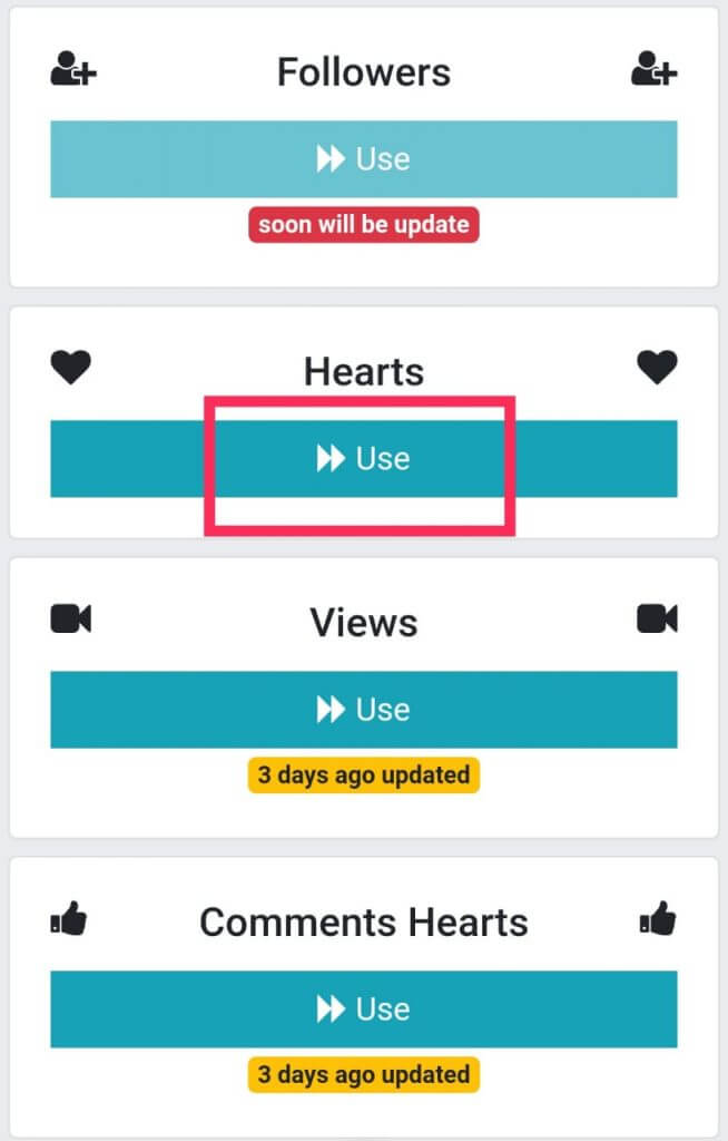 How To Get 100 Real Fans And Hearts On Tiktok With Viptools App Smmbaba
