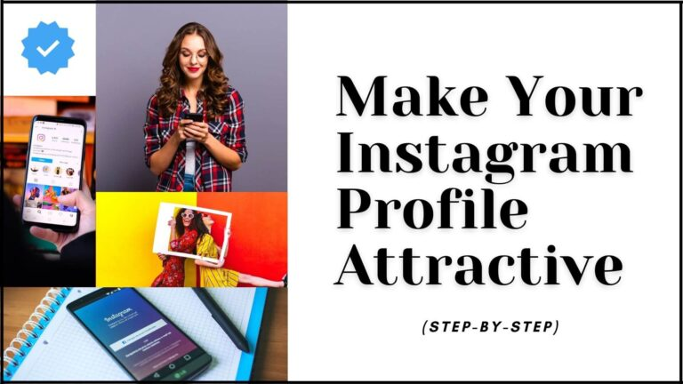 Instagram Profile Attractive