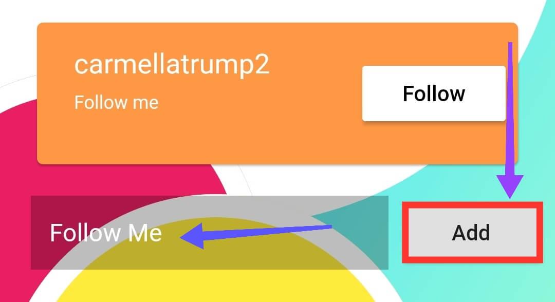 Write Follow Me